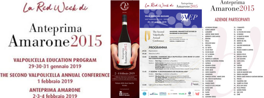 Amarone Red Week