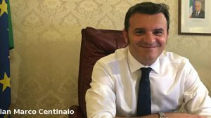 Sen.Gian Marco Centinaio