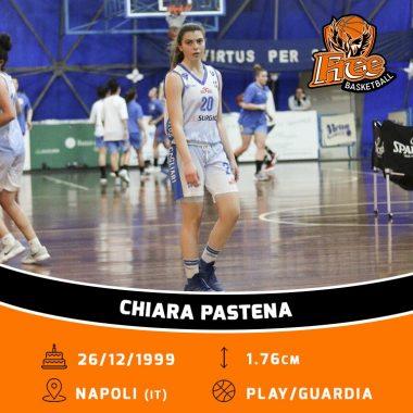Chiara Pastena givova ladies