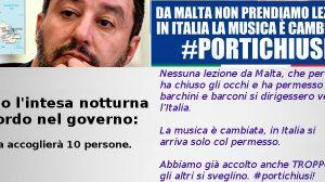 Dopo l'intesa notturna accordo nel governo con Salvini