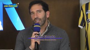 Fabio Caserta Juve Stabia Live