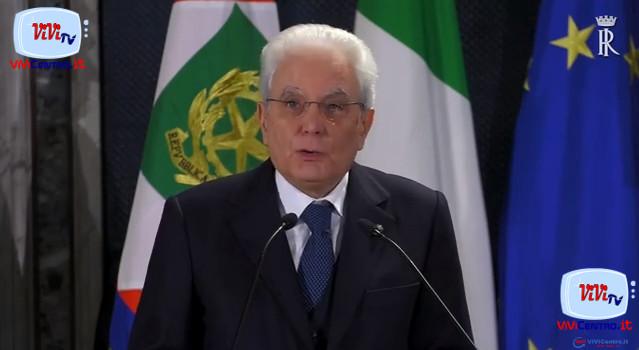 Giorno della memoria, discorso del Presidente Mattarella