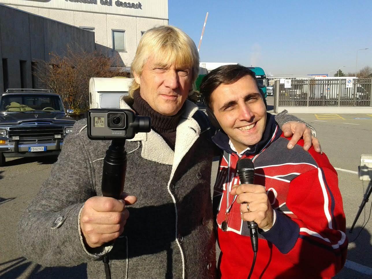 Franco Bobbiese e Luigi Barbetta