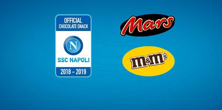 Mars e M&M's ssc napoli