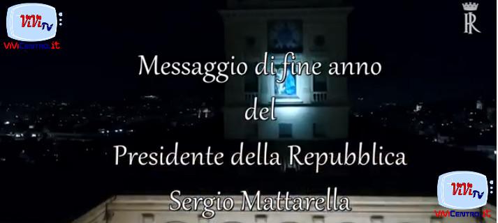 Messaggio di fine anno Mattarella, meno astio e più rispetto