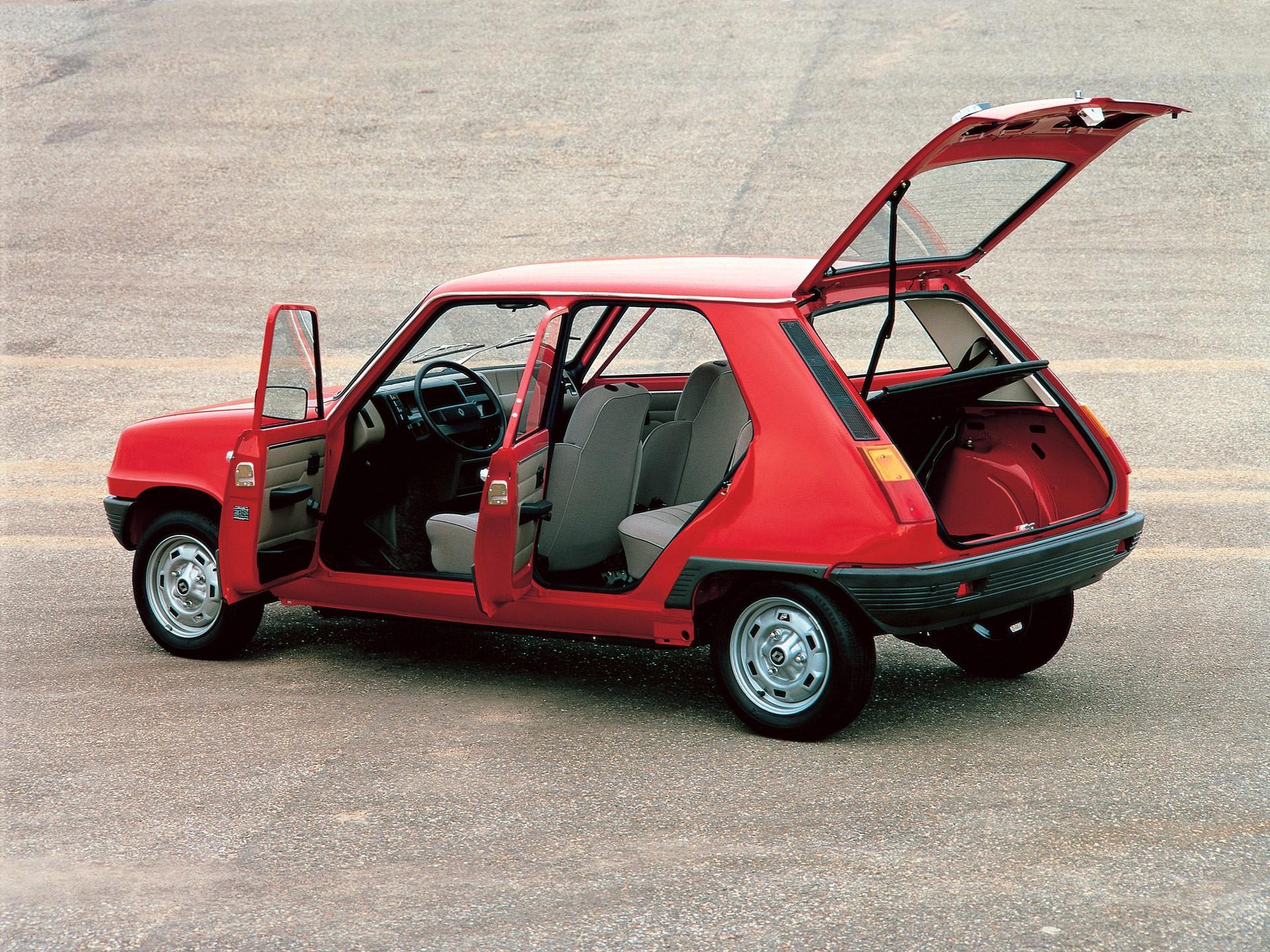 Renault 5 - 5 porte