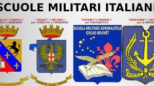 SCUOLE MILITARI ITALIANE