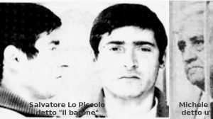 Salvatore Lo Piccolo e Michele Greco