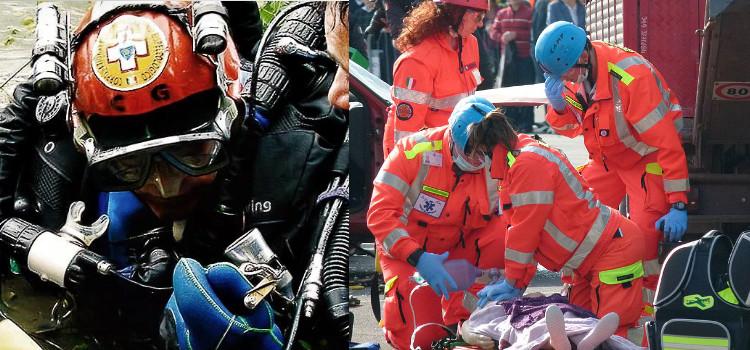 Soccorso medico, vite salvate e vite spezzate