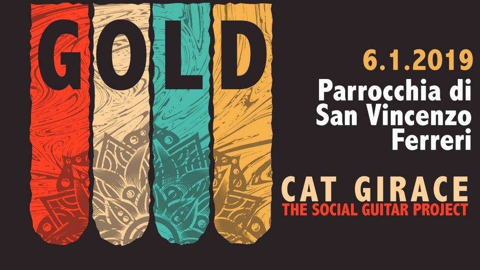 Social Guitar Project castellammare di stabia cat girare concerto gold