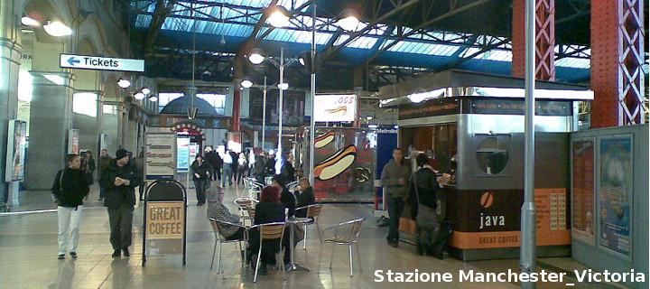 Stazione Manchester Victoria
