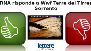 Terna risponde a WwfTerre del Tirreno, Sorrento