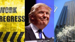 RussiaGate Trump, Trup Tower, work in progress