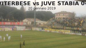 VITERBESE vs JUVE STABIA 0-4