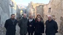 alfonsina russo generale cipolletta parco archeologico pompei