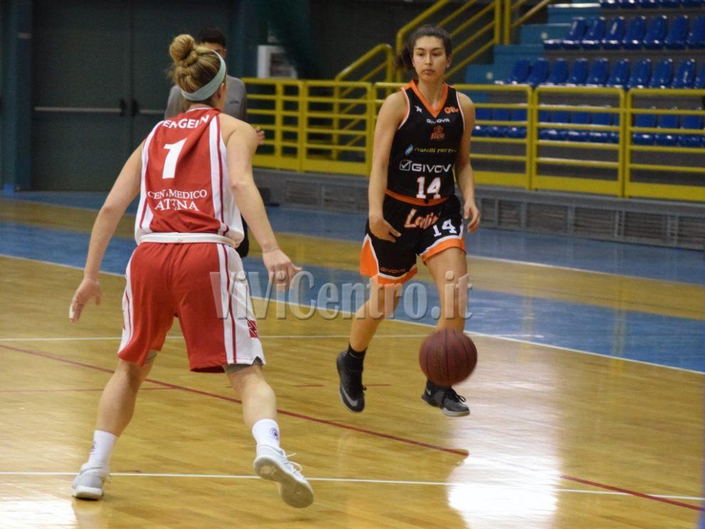 Anna Stoyanova ariano irpino givova ladies free basketball (2)
