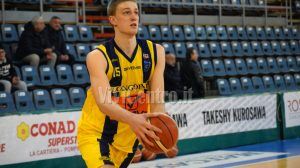 Filip Pavicevic givova scafati Bertram Yachts Tortona basket