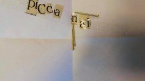 lettera minatoria