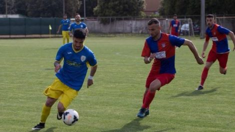 Promozione- Procida: arriva l'attaccate Raffaele Selva