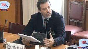 A.I.F.V.S. incontra istituzioni per audizione su modifiche codice stradal, audizione Alberto Pallotti