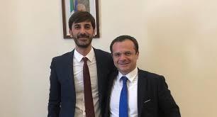 ALESSIO VILLAROSA - CATENO DE LUCA