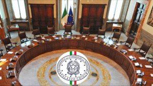 Aula Consiglio dei Ministri