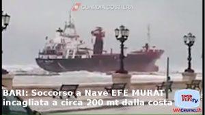 Bari, Soccorso a Nave EFE MURAT
