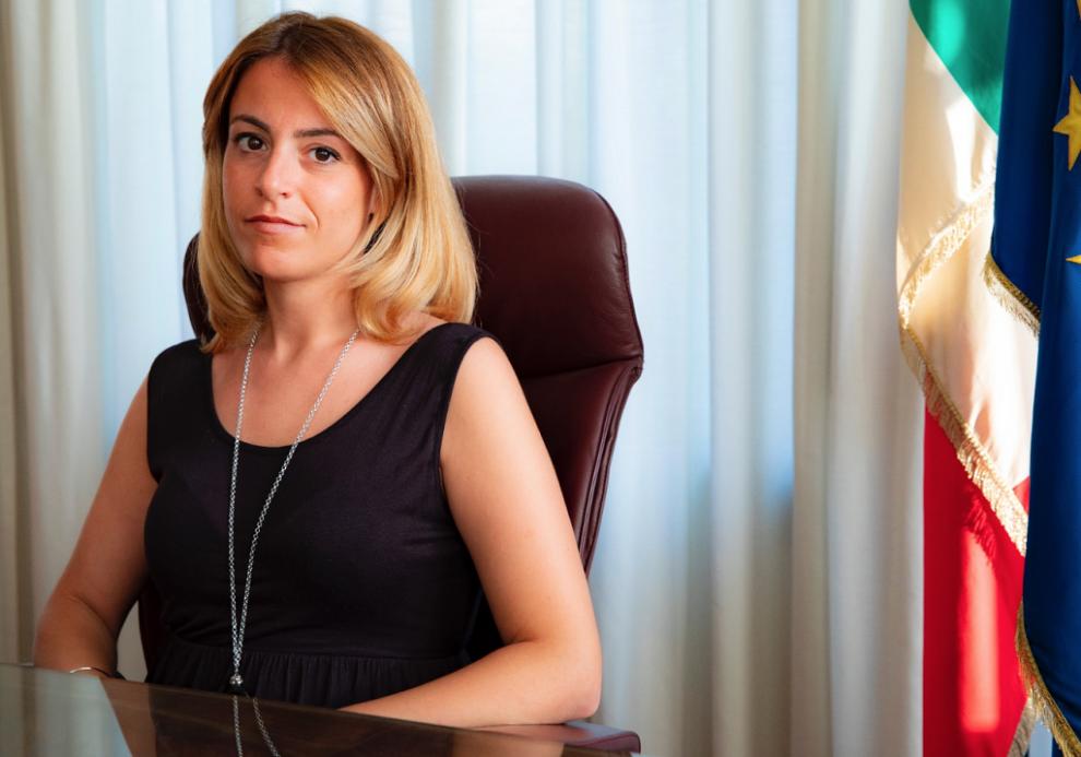 Carmen Di Lauro deputata movimento 5 stelle