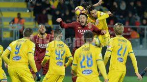 Frosinone Roma Calcio Serie A (6)
