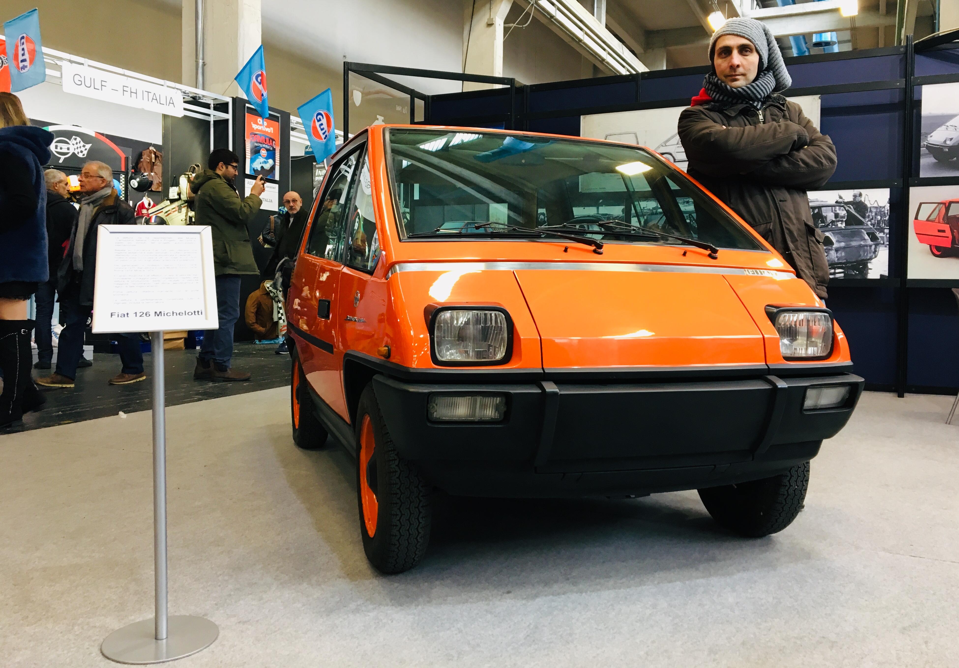 Fiat 126 Michelotti
