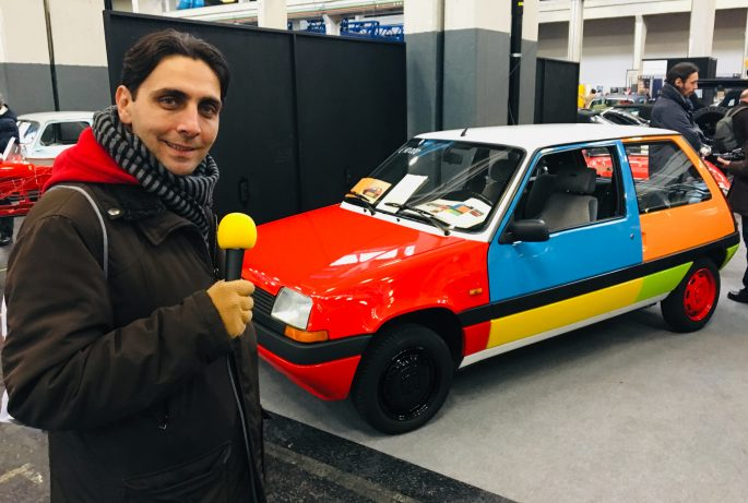 Renault Supercinque
