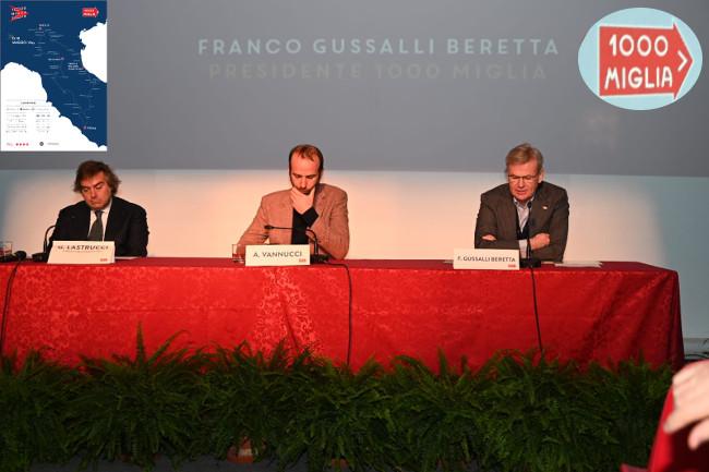 La 1000 Miglia celebra la bellezza del Rinascimento italiano