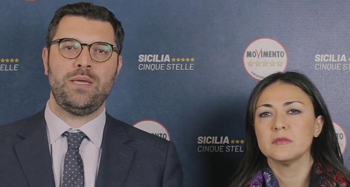 Messina, Valentina Zafarana e Antonio De Luca