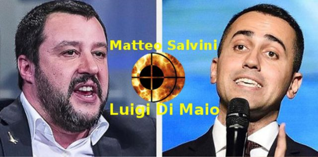 Salvini vs Di Maio