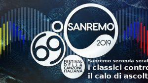 Sanremo seconda serata