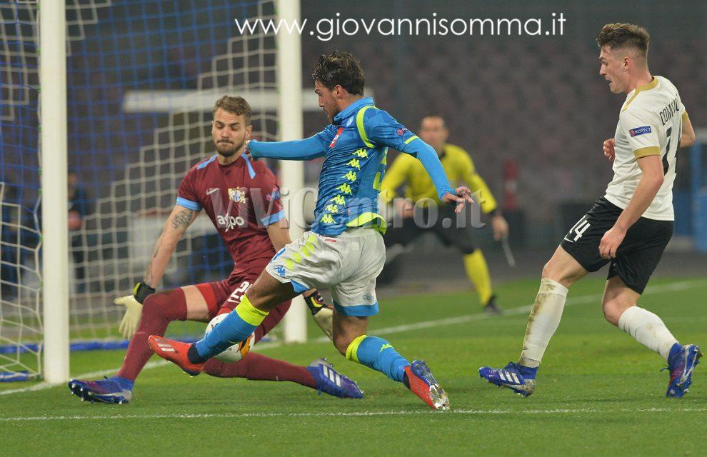 Simone Verdi SSC Napoli