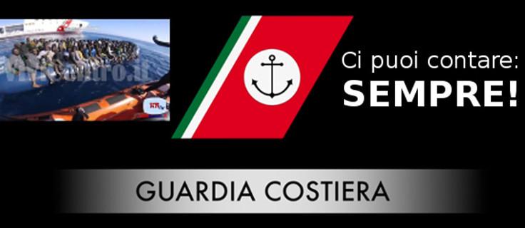 Soccorso Capitanerie Guardia Costiera