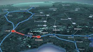 TAV Torino-Lione, tracciato