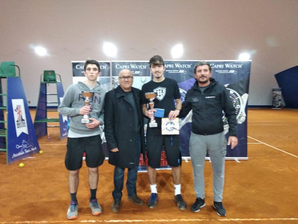 rodeo Capri Watch Open vincitori febbraio 2019