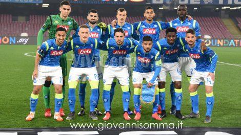 squadra Napoli 2019