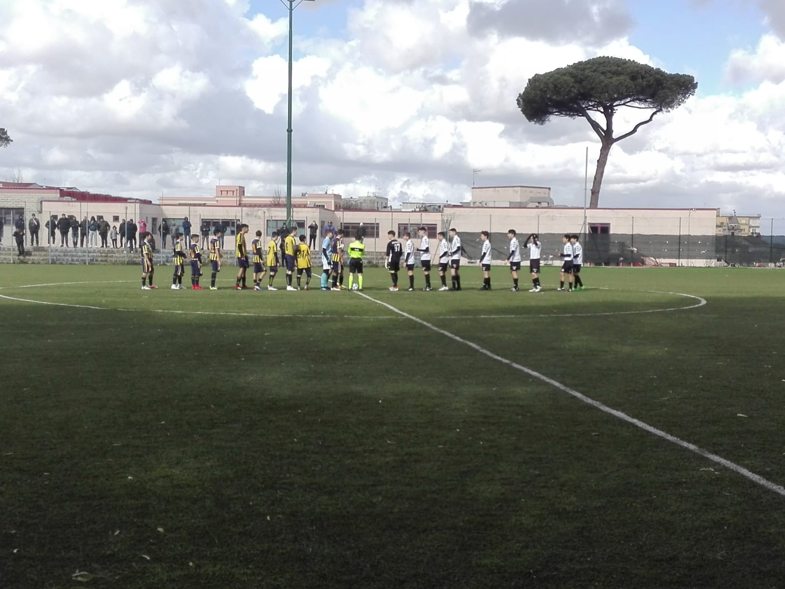under 15 regionali marano calcio juve stabia