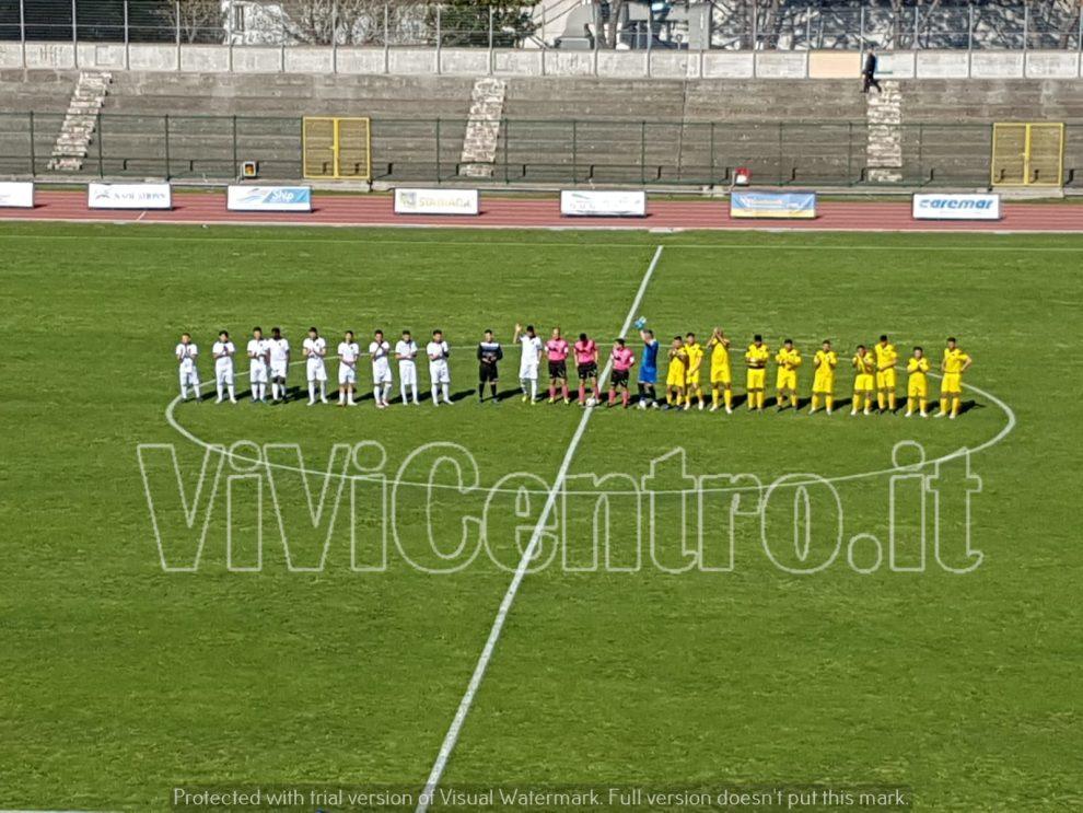 Promozione- Ischia terra di conquista,la Puteolana 1909 vince 2-1