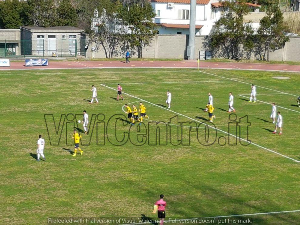 Promozione- L'Ischia vince sul velluto, Pimonte travolto per 5-0