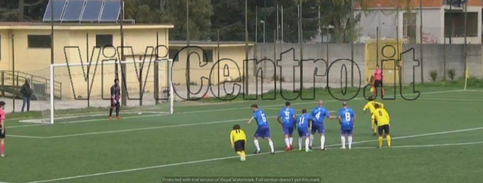 Promozione- Ischia indegna ! L'Oratorio Don Guanella vince 2-1