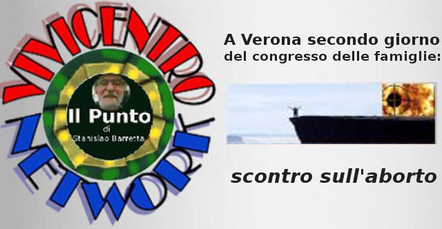 A Verona secondo giorno del congresso delle famiglie