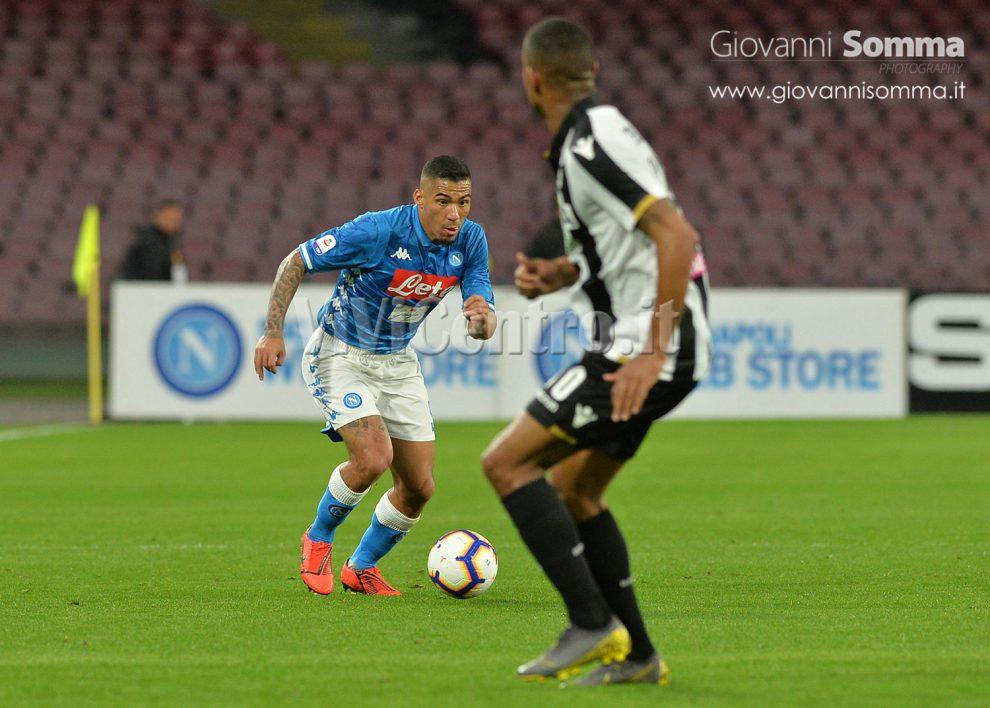 Marques Allan Napoli