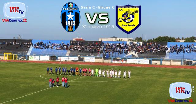Bisceglie vs Juve Stabia 310319