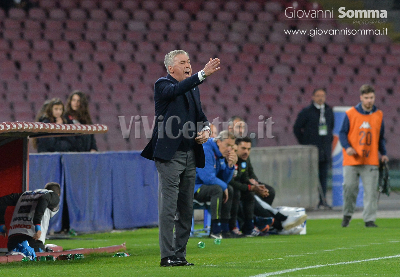 Carlo Ancelotti Napoli