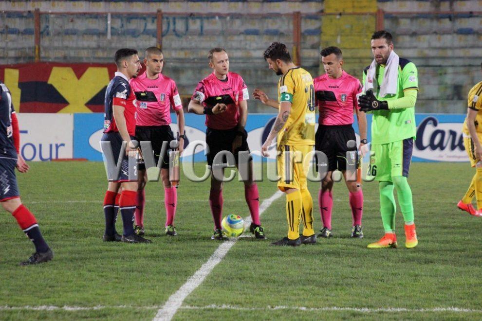 Casertana Juve Stabia Calcio Lega Pro Serie C (12)