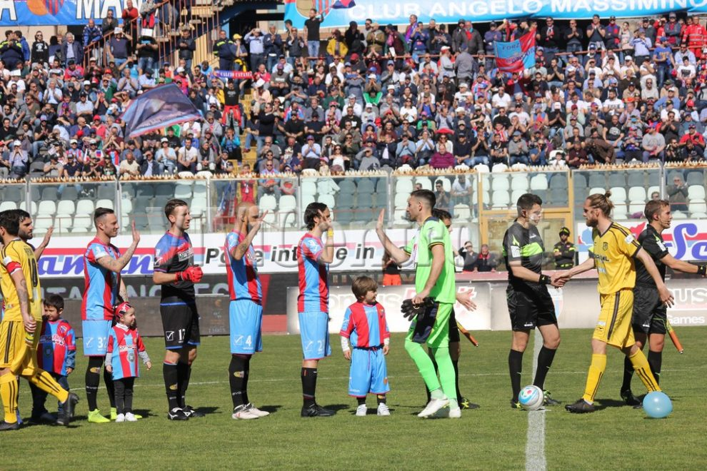 Catania Juve Stabia Calcio Lega Pro Serie C (28)